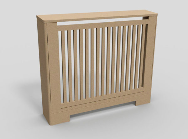 Radiator Cover From Mdf Choose Size Mdf2u