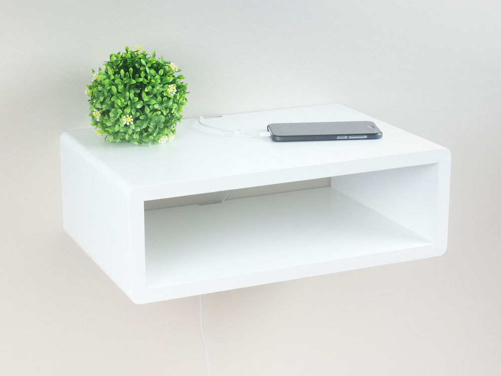 FLoating bedside 160